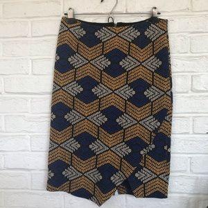 Anthropologie Maeve Knit Pencil Skirt